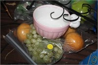 FRUIT,SMALL BOWL,CUP HANGER,ETC