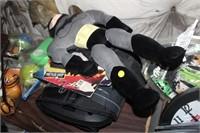 STUFFED BATMAN,DART TAG,ETC