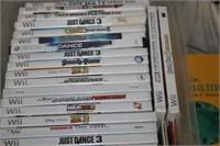 28 WII GAMES
