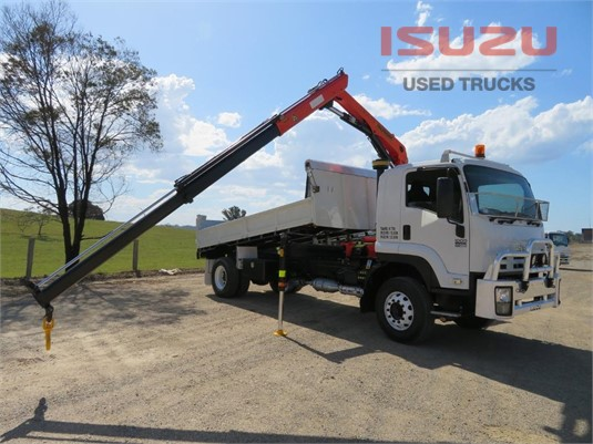 2011 Isuzu FVR 1000 Long Used Isuzu Trucks - Trucks for Sale