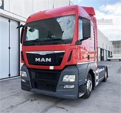 MAN TGX18.480BLS  used