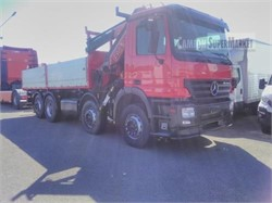 MERCEDES-BENZ 3244  used