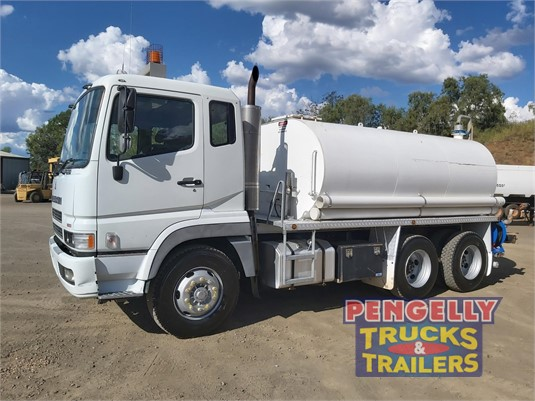 2004 Mitsubishi FV500 Pengelly Truck & Trailer Sales & Service - Trucks for Sale