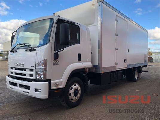 2009 Isuzu FSR Used Isuzu Trucks - Trucks for Sale