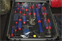 NEW TOOL SET IN ROLLING CASE