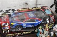 RC BORN TO RACE CAR