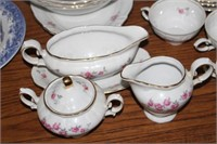 LOT OF CHINA DISHES