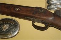 VINTAGE DISPLAY GUN