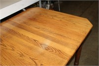 DINING TABLE, 56X36X28 TALL