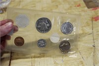 1962 PHILADELPHIA UNCIRCULATED COIN SET