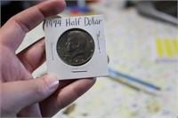 1974 HALF DOLLAR