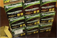 10 NEW BOXES REMINGTON 12 GAUGE SHOTGUN SHELLS
