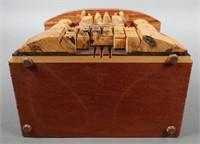 PO SHUN LEONG, Handmade Studio Jewelry Box