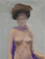 RAYMOND WHYTE, Nude O/B