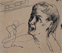 RAYMOND WHYTE, Group of Sketches