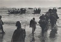 Photograph, US Military Amphibious Landing Crafts