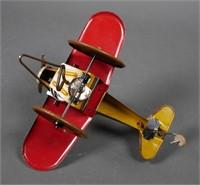 MARX Tin Windup ROOKIE PILOT