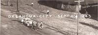 Oklahoma City CIRCUS Photograph, 1945