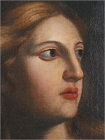 Old Master Style Portrait of a Woman