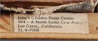 19th Century California Landscape O/C