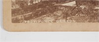 St. Pete, FLORIDA Cabinet Card Photograph