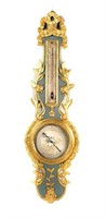 FRENCH Carved Giltwood Barometer