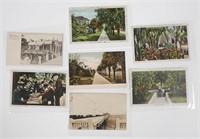 (7) St. Pete, Florida Postcards, 1920s