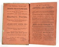 RAILROAD BOOK: Florida Central & Peninsular