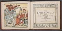 BOOK: WALTER CRANE, The Baby's Opera, 1880s