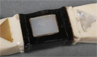 19C Whale Ivory Pie Crimper