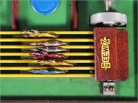GEE-WIZ Horse Race Tin Game