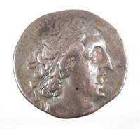 Silver TETRADRACHIM Ptolemy II