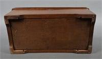 Victorian Swiss Cylinder Music Box, 19th Century