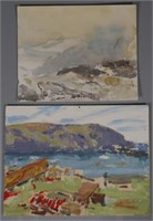 JAY CONNAWAY, (2) Painting Studies
