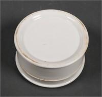 Taylor's Porcelain Shaving Soap Jar