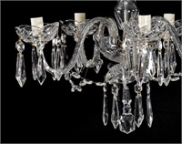 WATERFORD, Signed Chandelier