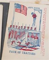 (7) 19C Patriotic Envelope Covers
