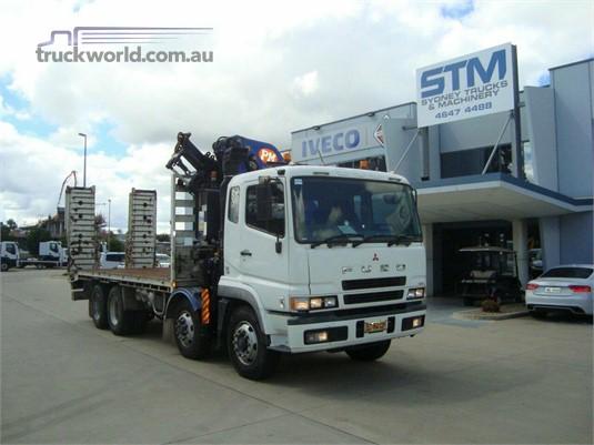 2010 Fuso FS52JS4RFAB - Trucks for Sale