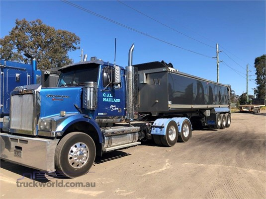 2012 Western Star 4800  - Trucks for Sale