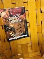 12 in Classic Longaberger Basket & accessories
