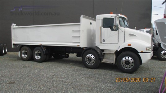 2008 Kenworth T350A - Trucks for Sale