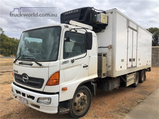2007 Hino GD  - Trucks for Sale