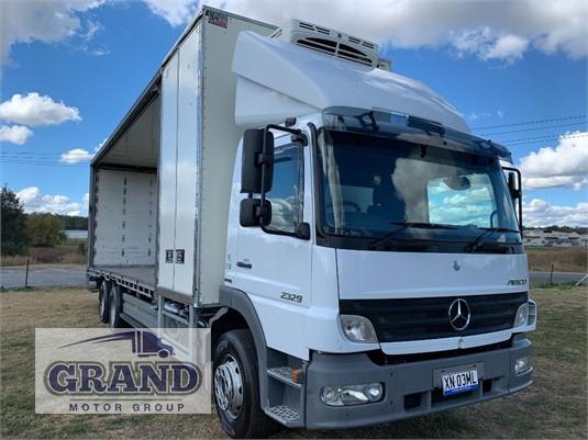 2009 Mercedes Benz Atego 2329 Grand Motor Group  - Trucks for Sale