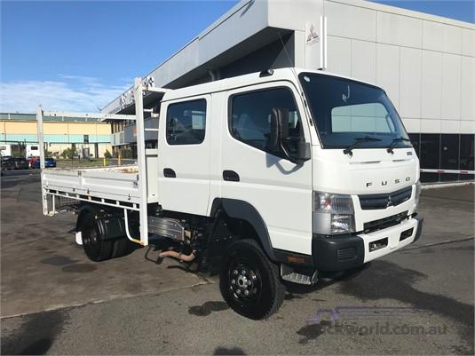 2015 Mitsubishi Fuso CANTER FG  - Trucks for Sale