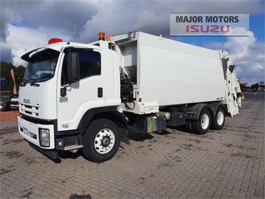 2012 Isuzu FVZ Major Motors  - Trucks for Sale