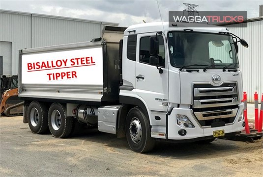 2020 UD Quon Gw26.460 Wagga Trucks - Trucks for Sale
