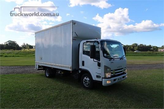 2015 Isuzu NPR 45 155 AMT MWB  - Trucks for Sale