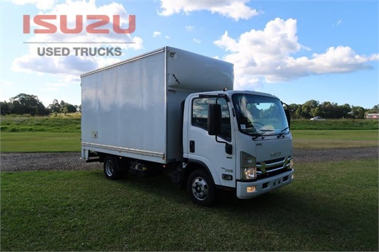 2015 Isuzu NPR 45 155 AMT MWB Used Isuzu Trucks - Trucks for Sale