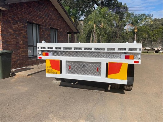 2020 Trailer Haul Container Trailer - Trailers for Sale