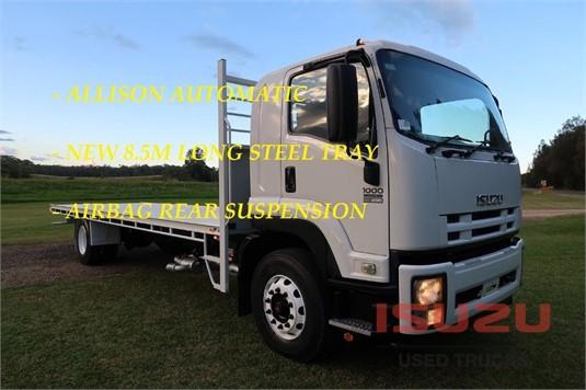 2010 Isuzu FVD 1000 Used Isuzu Trucks - Trucks for Sale